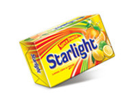 Starlight Laundry Soap Yellow 115g- Lemon, Lime and Orange