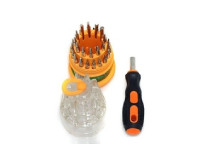 Electronic Screw Driver Set 31in 1 (Round Pack)