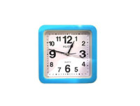 Alarm Table Clock Model 8319 (Red/Green/Blue)