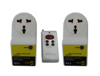 Wireless Remote Control Socket 13 Amp (2 In 1) JL - RC 2002