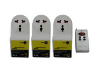 Wireless Remote Control Socket 13 Amp (3 In 1) JL - RC 2003
