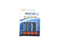 "Beston Super Alkaline Battery ""AAA"" Each Pc Price (4 Batteries)"