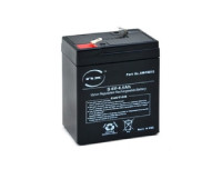 Consent Sealed Lead Acid Rech: Battery 6v 4ah