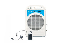Portable Voice Amplifier/Speaker Sri Lanka For Teaching, Lectures + Wireless Clip On And Head Microphone USB & Mp3 Ak1301