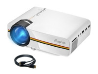 LED Mini Multimedia Projector 1200 Lumens