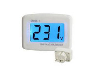 Digital LCD AC Voltage Meter Model DM-55-1