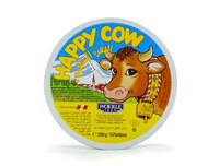 Happy Cow Cheese Round Box Potion 200g