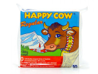 Happy Cow Cheese Regular 10 Slices 200g