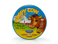 Happy Cow Cheese Can 113 G
