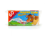 Happy Cow Cheese Regular 60 Slices 840 G