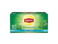 Lipton Grean Tea Mitnt (1.5g x20)