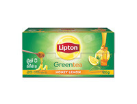 Lipton Grean Tea Honey & Lemon (1.5g x 20)