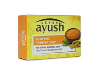 Ayush Termeric Soap 100g