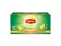 Lipton Green Tea Citrus (1.3g x 20)