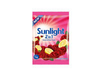 Sunlight Detergen Powder Lemon & Rose 1kg