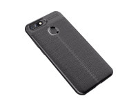 Autofocus Leather Case for Huawei Honor 7C