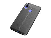 Autofocus Leather Case for Huawei Y6 2019