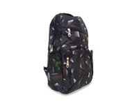 Prism Black School Bag