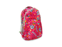 Rock Star Pink School Bag
