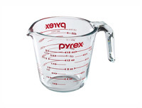 Pyrex Original 1pt/500ml Measuring Cup 6pk