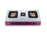Sanford - Stainless Steel 3 Burner Gas Cooker