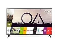 LG 65 Inch 4K UHD Smart LED TV 65UK6320PTE