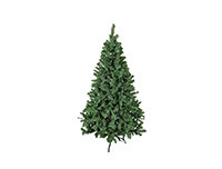 Luxury 8ft Green Artificial Bushy Christmas Trees