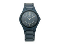 TITAN Quartz Edge Ceramic Men's Watch - 1696QC05