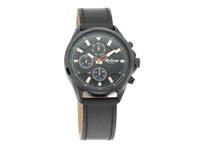TITAN Octane Black Dial Multifunction Men's Watch - 90107NL01