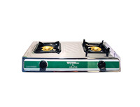 Toyostar Double Burner Gas Cooker