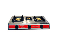 Toyostar Three Burner Gas Cooker