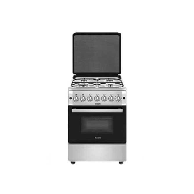 Abans 50cm Free Standing Gas Cooker - Silver: Best Abans Cookers & Ovens for Sale | Best Price in Sri Lanka 2021 1