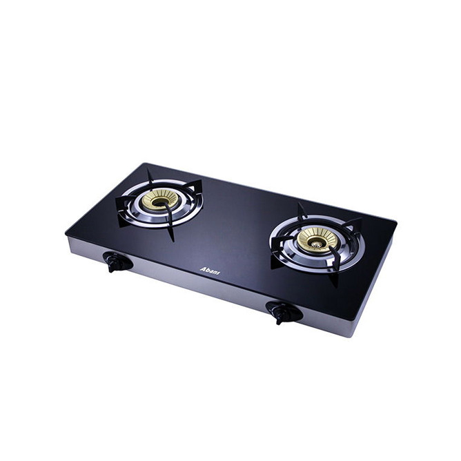 Abans 2 Burner Glass Top Gas Stove: Best Abans Deal of the day for Sale | Best Price in Sri Lanka 2021 1