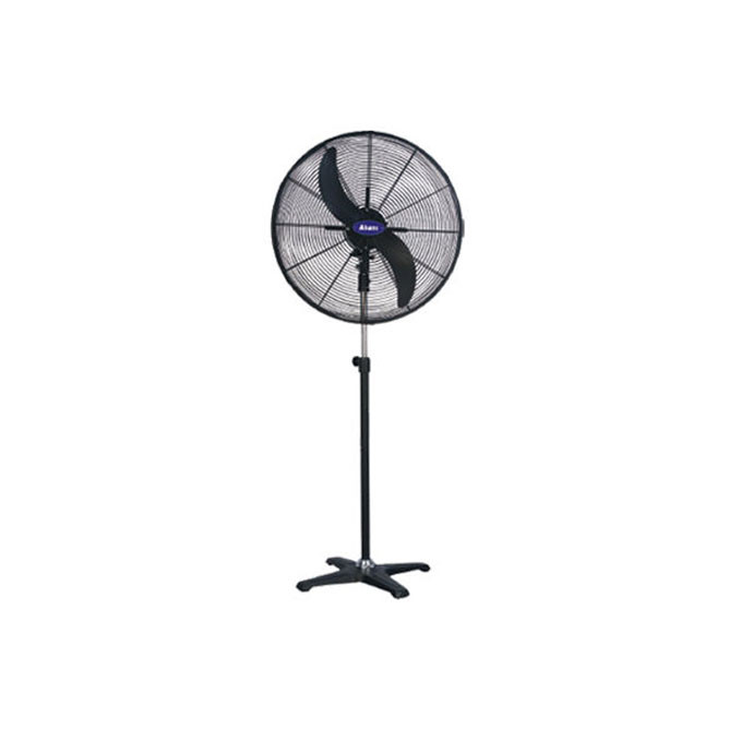 "Abans 24"" DFP Series Industrial Fan 2 Blade - Black: Best Abans Deal of the day for Sale 