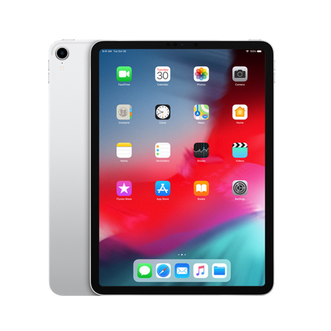 Apple iPad Pro 11 Wi Fi + Cellular 64GB - Silver - 2018: Best Apple Tablets for Sale | Best Price in Sri Lanka 2020 1