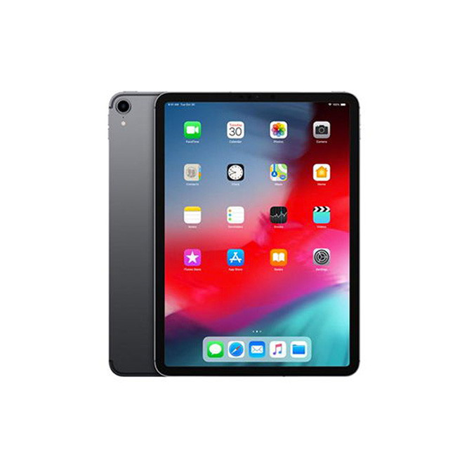 Apple iPad Pro 11 Wi Fi + Cellular 256GB - Space Gray (2018): Best Apple Tablets for Sale | Best Price in Sri Lanka 2020 1