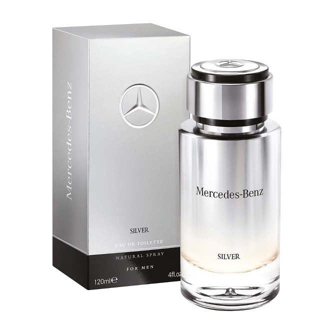 Mercedes-Benz Silver 120ml: Best Other Health & Beauty for Sale | Best Price in Sri Lanka 2021 1