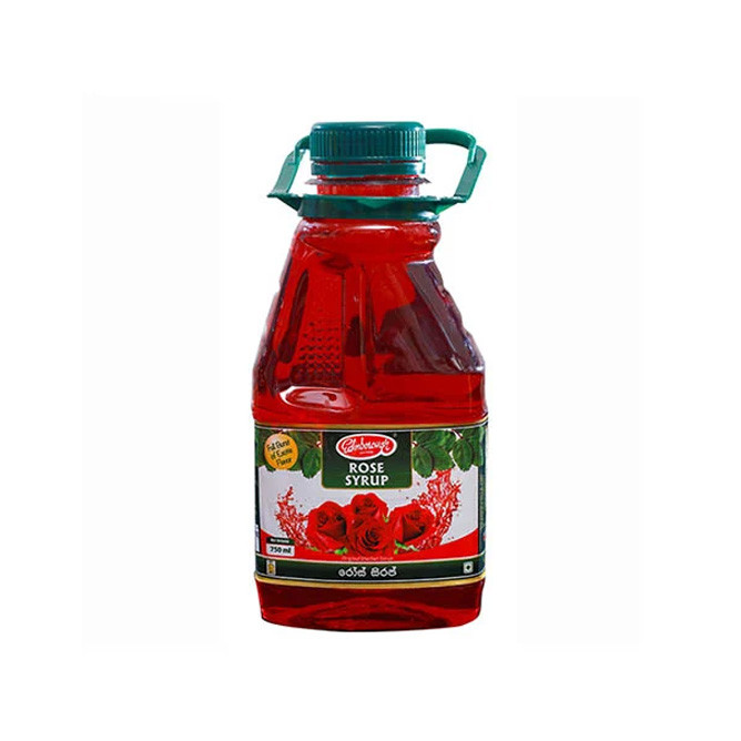 Edinborough Rose Syrup Flavoured Pet Bottle 750ml: Best Edinborough Beverages for Sale | Best Price in Sri Lanka 2020 1
