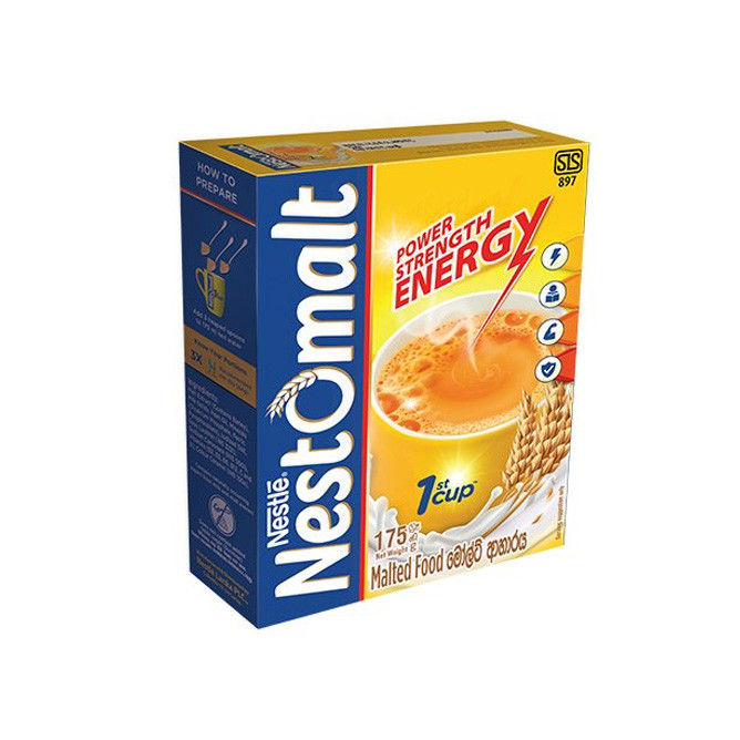 Nestlé NESTOMALT 175g Bag in Box: Best Nestle Daily Essential for Sale | Best Price in Sri Lanka 2020 1