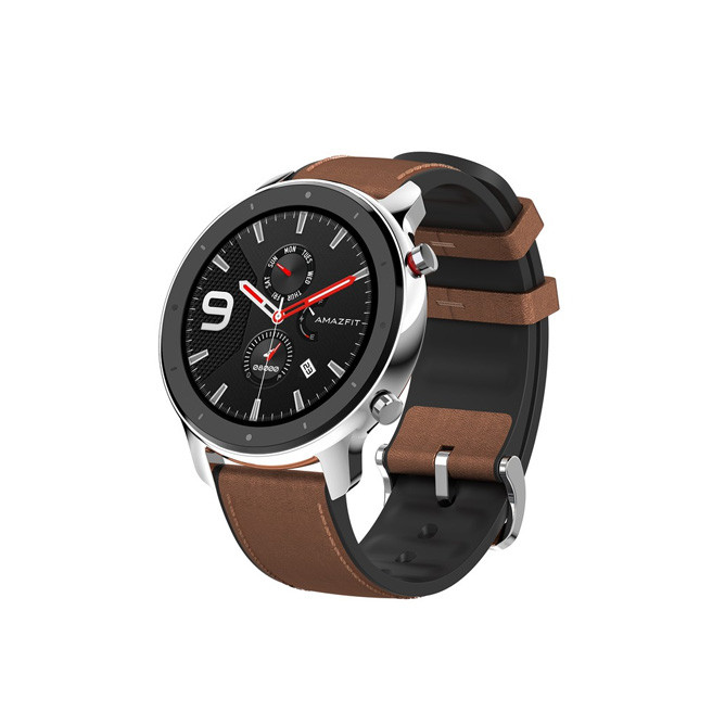 Amazfit Gtr 47mm Stainless Steel Model A1902 Global Version: Best Amazfit Smart Devices for Sale | Best Price in Sri Lanka 2020 1