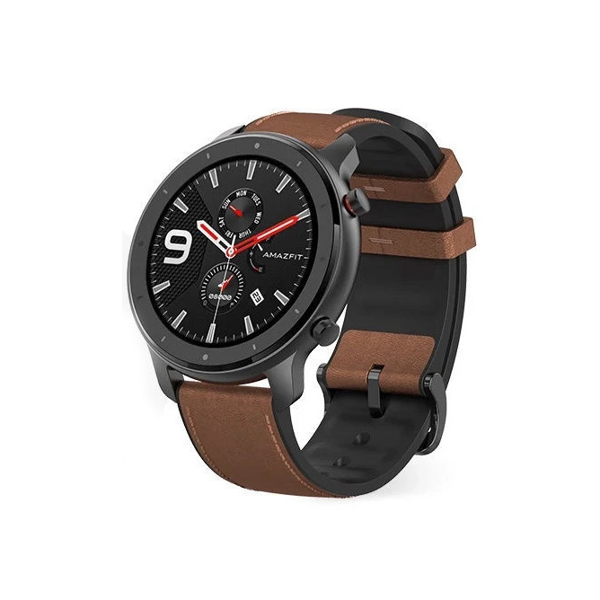 Amazfit GTR 47mm Aluminum Alloy: Best Amazfit Smart Devices for Sale | Best Price in Sri Lanka 2021 1