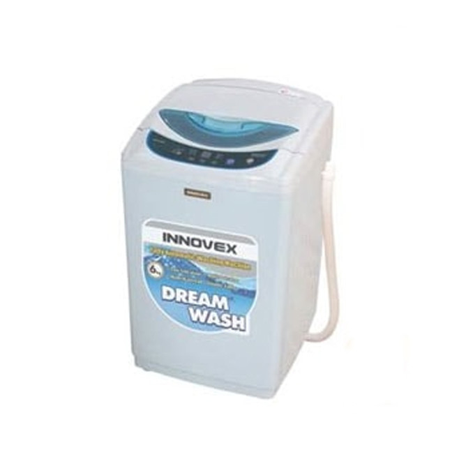 Innovex 6kg Fully Automatic Top Loading Washing Machine DFAN60: Best Innovex Washing Machines for Sale | Best Price in Sri Lanka 2021 1