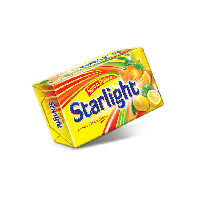 Starlight Laundry Soap Yellow 115g- Lemon, Lime and Orange: Best Starlight Daily Essential for Sale | Best Price in Sri Lanka 2020 1
