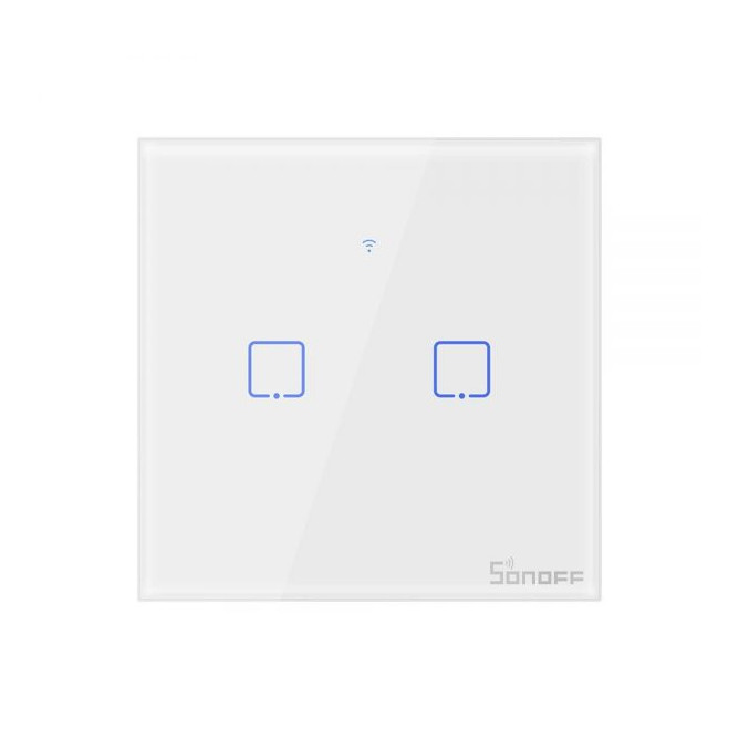 Son off 2 Gang TX-Series Smart Wi-Fi Switch: Best Other Laptops & Computers for Sale | Best Price in Sri Lanka 2021 1