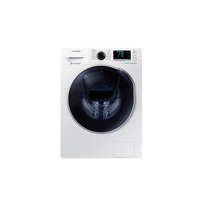 Samsung 8Kg Fully Auto Front Loading Washing Machine: Best Samsung Washing Machines for Sale | Best Price in Sri Lanka 2020 1