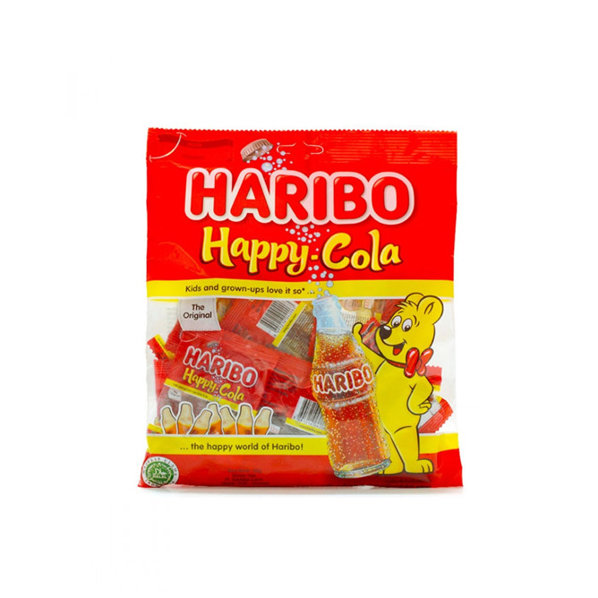 Haribo Happy Cola 80g: Best Haribo Daily Essential for Sale | Best Price in Sri Lanka 2020 1