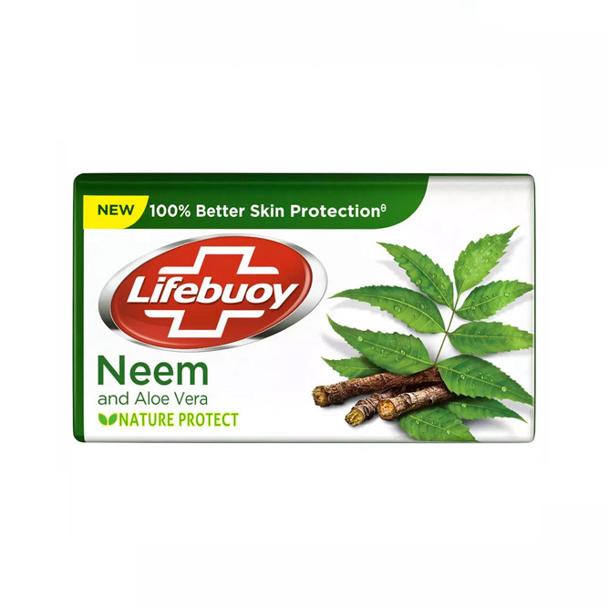 Lifebouy Soap Neem & Aloe 100g: Best Other Daily Essential for Sale | Best Price in Sri Lanka 2020 1