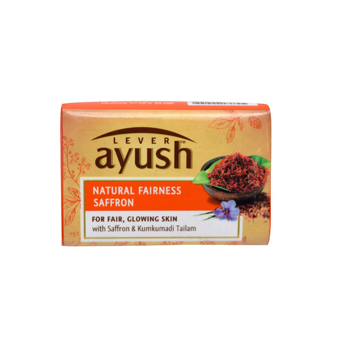 Ayush Sffron Soap 100g: Best Other Daily Essential for Sale | Best Price in Sri Lanka 2020 1