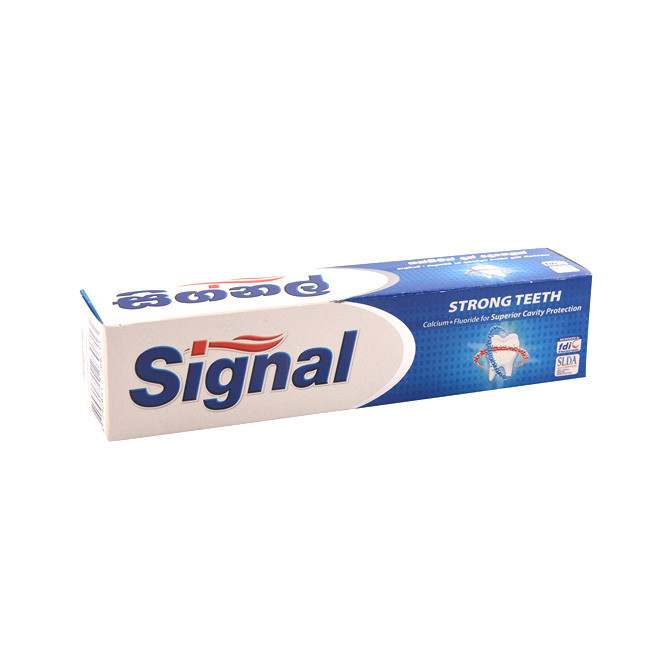 Signal Strong Teeth 120g: Best Other Daily Essential for Sale | Best Price in Sri Lanka 2021 1