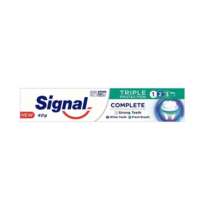 Signal Triple Protection 123 - 120g: Best Other Daily Essential for Sale | Best Price in Sri Lanka 2021 1